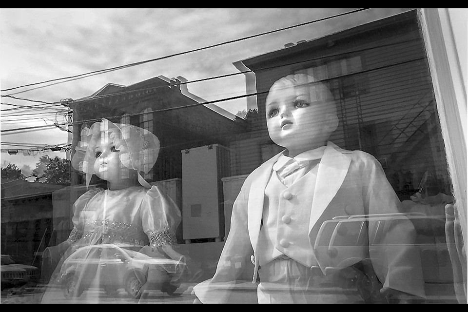Two-Dolls, Warwick, NY by John Markanich