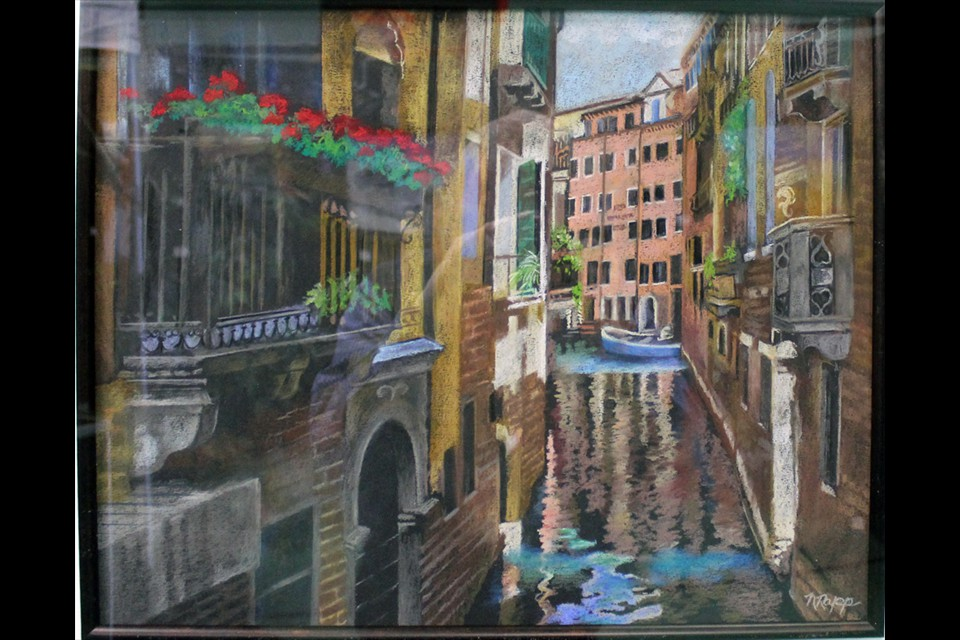 Venezia by Nancy  Rapp