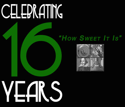 16th Anniversary Logo